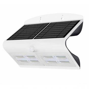 Aplique Led Solar Fly 6.8W Con Sensor Movimiento