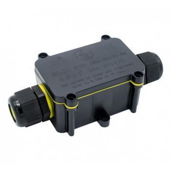 Caja Con Doble Conector Ip68