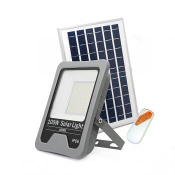 Foco Proyector Led Solar Neox 100W