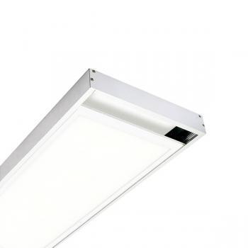 Kit de Superficie de Panel 120X30 Blanco