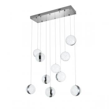 Lámpara de Techo Led Bubbles
