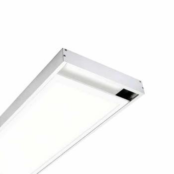 Kit de Superficie de Panel 120X60 Blanco
