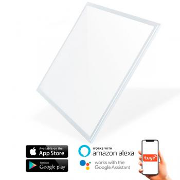 Panel Led Smarthome 60X60 Cm 40W App