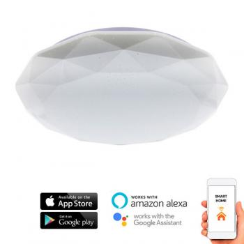 Plafón Led Smarthome Dial 24W App