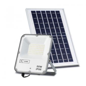 Foco Proyector Led Solar Venecia 50W