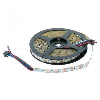 Tira de Led Digital 12V Dc Smd5050 Messe Ip20 60 Led/m – 5 Metros