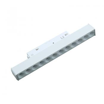 Foco Led Lumiere 12W Para Carril Magnético Blanco 48V