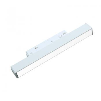 Foco Led Shoiler 10W Para Carril Magnético Blanco 48V