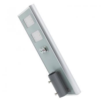 Farola Solar Led Light Pro Para Alumbrado Público 100W