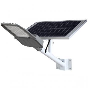 Farola Solar Led Minlight Para Alumbrado Público 100W
