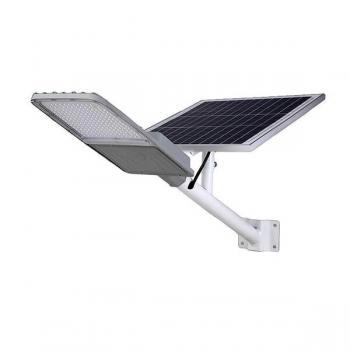 Farola Solar Led Minlight Para Alumbrado Público 200W