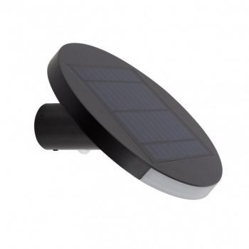 Aplique Led Solar Line Com Sensor Crepuscular