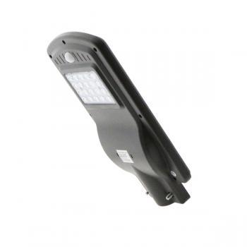 Projetor Solar Led Para Iluminação Pública 20W Com Sensor