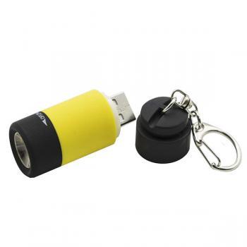 Lanterna Led Mini Usb Ip65