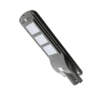 Projetor Solar Led Para Iluminação Pública 60W Com Sensor