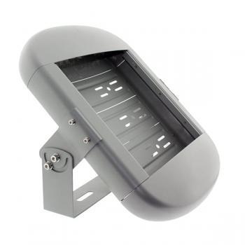 Chassi Luminária Modular Led 3X50W 90º Ip68 150Lm/ws