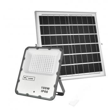 Projetor Led Solar Venecia 100W